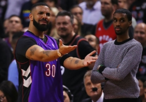 Draymond Green Calls Drake's Presence During The NBA Finals 'Fun For Me'