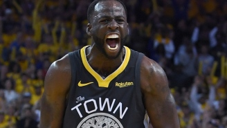 Draymond Green Is Thriving Against The Rockets Thanks To His Mastery Of Matchups