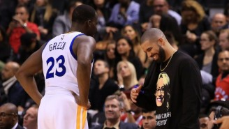 Draymond Green Joked About Drake's Basketball Skills When Asked If He'd Affect A Matchup With Toronto