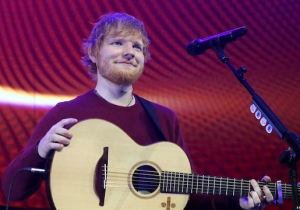 Ed Sheeran's Bruno Mars-Directed 'Blow' Video Is A Raucous, Gender-Flipped Rock Show