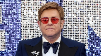 Elton John Penned An Essay About Not Sanitizing His Life Story For 'Rocketman'