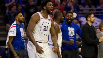 Joel Embiid And The Sixers Seized Control With A Dominant Game 3 Win Over Toronto