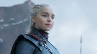 Emilia Clarke Prepared For Dany's Big 'Game Of Thrones' Finale Speech By Watching Hitler