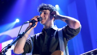 Vampire Weekend Brought Jazzy Grateful Dead Vibes To 'Jimmy Kimmel' With 'Sunflower'