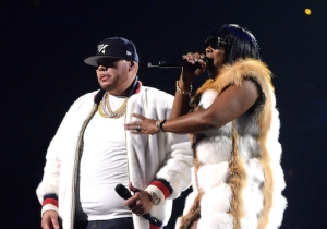 Fat Joe Called Remy Ma's Accuser A 'Clout Chaser' Who Is Lying For Attention