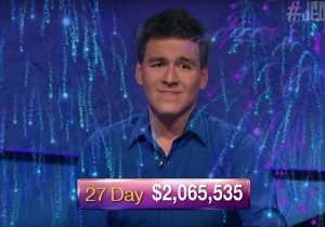 The Definitive Timeline Of James Holzhauer's Historic Run On 'Jeopardy!'