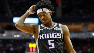De'Aaron Fox Will Pass On Playing For USA Basketball To Focus On Making The NBA Playoffs