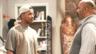 The Saddest Scene In 'The Fresh Prince Of Bel-Air' History Aired 25 Years Ago Today
