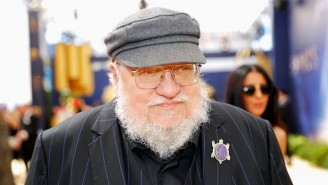 George R.R. Martin Blasts A Claim That He Secretly Finished 'Game Of Thrones' Books 6 And 7
