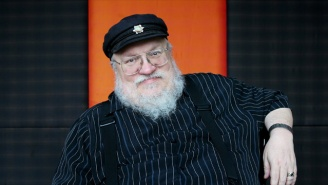 George R.R. Martin Addresses The 'Game Of Thrones' Ending While Cryptically Hinting At His Own Version