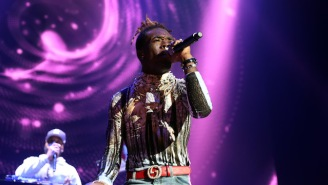Lil Uzi Vert Canceled His Performance At Soundset Festival For A Second Time
