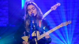Julien Baker Tries Her Hand At Electro-Pop With A Cover Of Bleachers' 'Everybody Lost Somebody'
