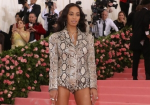 Solange Will Present A Special Performance Piece In Hamburg, Germany