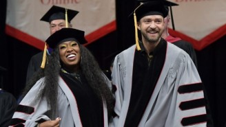 Missy Elliot And Justin Timberlake Received Honorary Doctorates From Berklee College Of Music