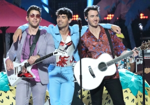 The Jonas Brothers Brought Serious Summer Vibes To Their Performance Of 'Cool' On 'The Voice'