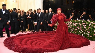Cardi B's Met Gala Dress Took 35 People And More Than 2,000 Hours To Create