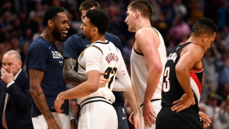 The Nuggets Trounced The Blazers To Take A 3-2 Series Lead