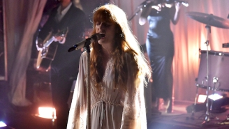 Florence And The Machine Debuted Their 'Game Of Thrones' Song 'Jenny Of Oldstones' Live At FORM Arcosanti