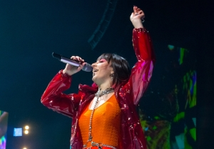 Charli XCX And Christine And The Queens Debuted A New Song, 'Gone,' At Primavera Sound In Barcelona