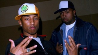 Pharrell And Timbaland Reminisced About Hearing Each Other's Beats For The First Time