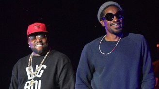 Outkast Reunited At Big Boi's Son's High School Graduation