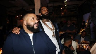 DJ Khaled Announced A New Song With Nipsey Hussle In A Heartfelt Letter