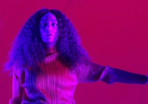 Solange Guests On Flying Lotus' Slinky New Track 'Land Of Honey'