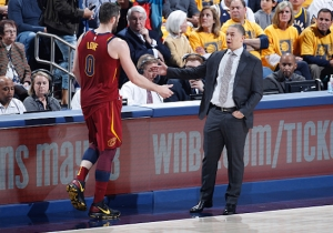 Kevin Love Believes The Lakers Hiring Tyronn Lue Would Be A 'Great Decision'