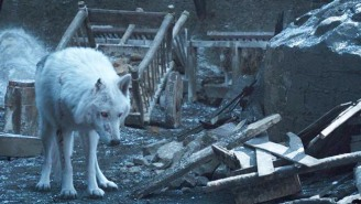 Jon Snow's Indifferent Farewell To An Old Friend Has 'Game Of Thrones' Fans Steamed
