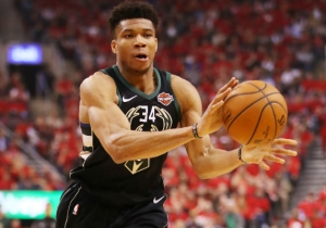 Giannis Antetokounmpo Is The Early Favorite To Win The 2019-20 NBA MVP Award