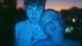 Girlpool's 'Minute In Your Mind' Video Is A Gloomy And Surreal Burst Of Color