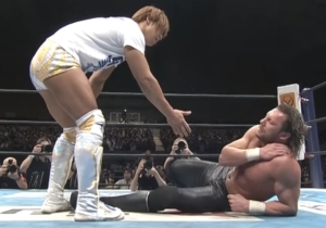 Kenny Omega Got Emotional When Asked Why Kota Ibushi Didn't Sign With AEW