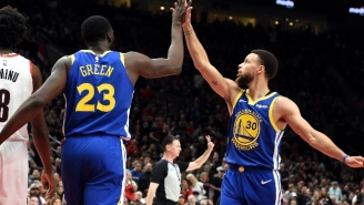 Steph Curry Believes Draymond Green Has 'Proven' His Value Entering His Contract Year With The Warriors