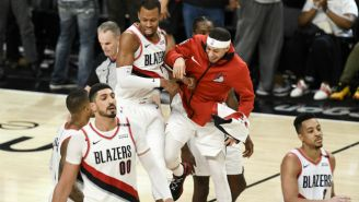 Surviving The Madness That Was The Blazers-Nuggets Quadruple OT Extravaganza