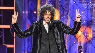 Howard Stern Has Named The Unlikely Choice For His Favorite Interview Of All Time