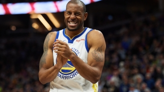 Andre Iguodala Keeps Finding Ways To Help The Warriors In Their Pursuit Of A Championship