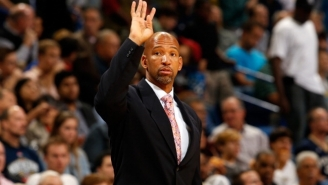 Monty Williams Becoming The Next Suns Coach Is Reportedly 'Gaining Real Momentum'
