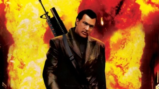 Frotcast Bonus: Live Riff Of The Steven Seagal Classic, 'Into The Sun'