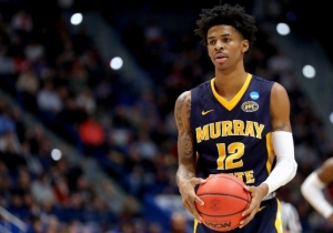 Ja Morant Has Heard People Critique His Game And Can't Wait To Prove Them Wrong