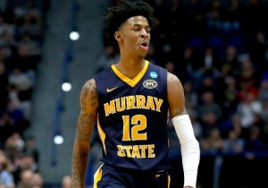 The Grizzlies Are Reportedly 'Locked In' On Drafting Ja Morant 'Barring The Unexpected'