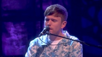 James Blake Performed The Simple And Beautiful 'I'll Come Too' On 'Ellen'