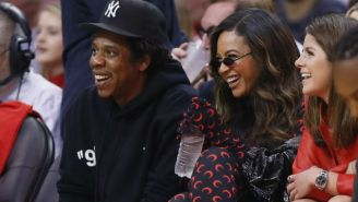 Jay-Z Had A Hilarious Encounter With Rockets GM Daryl Morey After Game 6