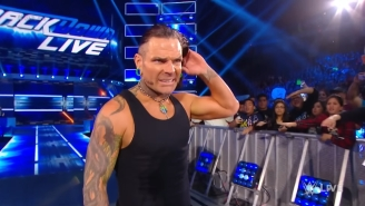 Jeff Hardy Will Miss At Least Half A Year In WWE Due To Knee Surgery