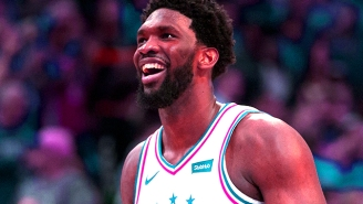 Joel Embiid Is Looking For A Reason To Smile As The Sixers Face Elimination