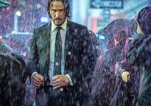 The 'John Wick 3' Director And Keanu Reeves Fought To Keep A Particularly Violent Scene In The Film