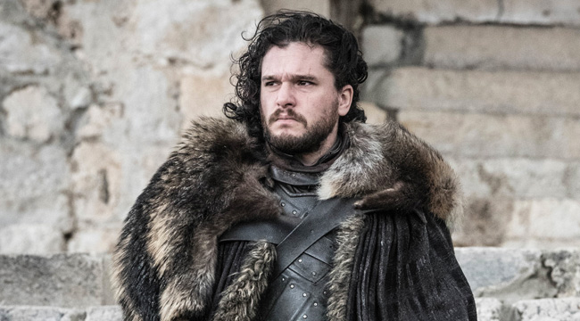 The 'Game Of Thrones' Series Finale Script Confirms What Ygritte Knew All Along: Jon Snow Is 'Dumb'