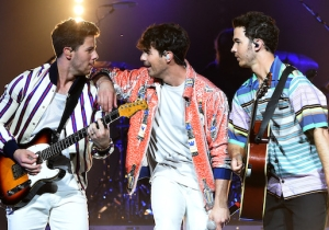 The Jonas Brothers Announced The 'Happiness Begins' Tour, Their First Trek Since 2013