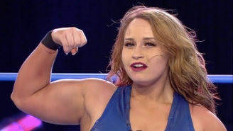 Jordynne Grace Finally Has A Contract With Impact Wrestling