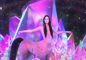 Kacey Musgraves Is A Psychedelic Centaur In Her Trippy 'Oh, What A World' Video
