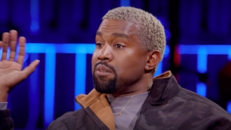 Kanye West's Full Interview With David Letterman Shows Just How Wild His 2018 Was